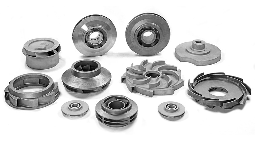 Logo Pump and Impellers