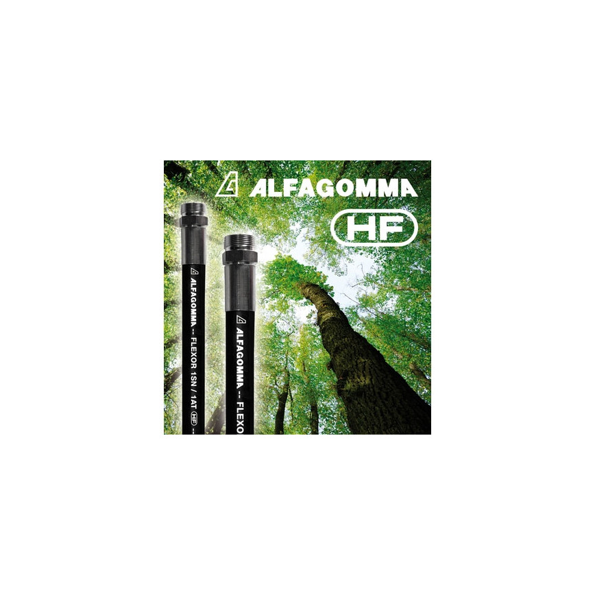 Logo Halogen Free Hydraulic Hose