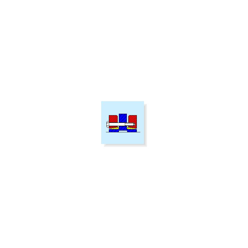Logo Zweiteilige Schrumpfscheiben SDG