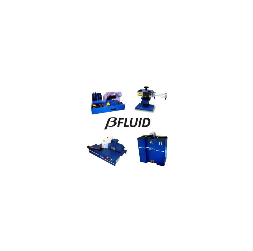 Logo Assembly Hydraulic Hose Machines