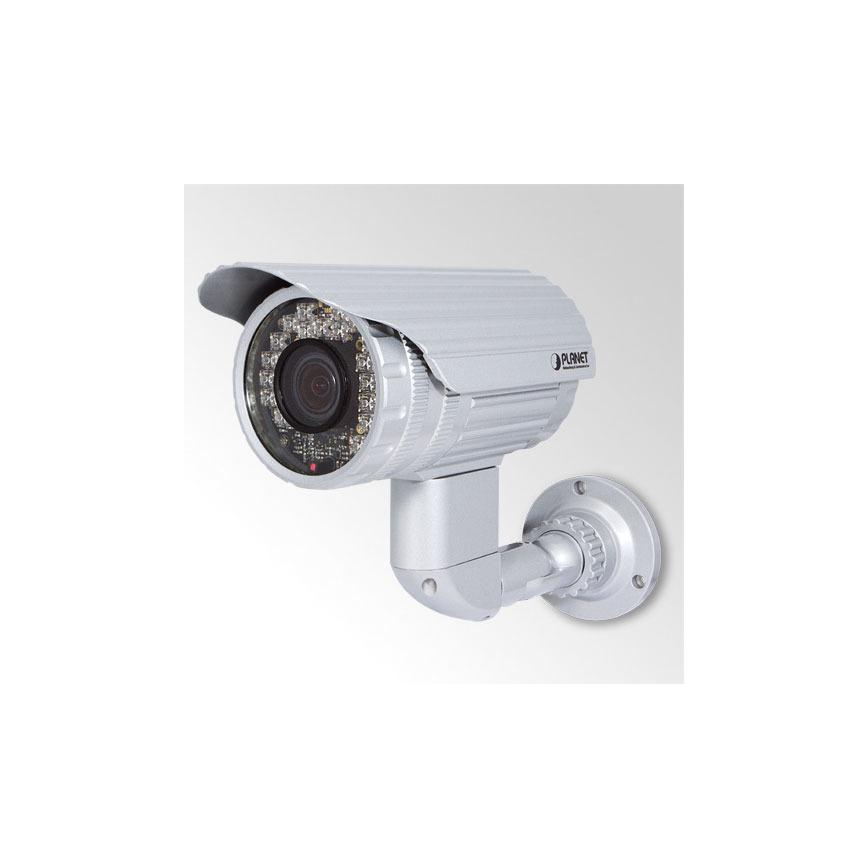 Logo 3 Mega-Pixel Vari-Focal Bullet IR IP Camera (ICA-3350V)