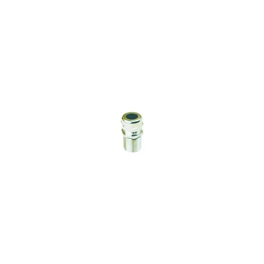 Logo long type pg and metric thread brass cable glands