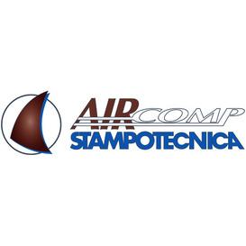 Logo AIRCOMP by STAMPOTECNICA