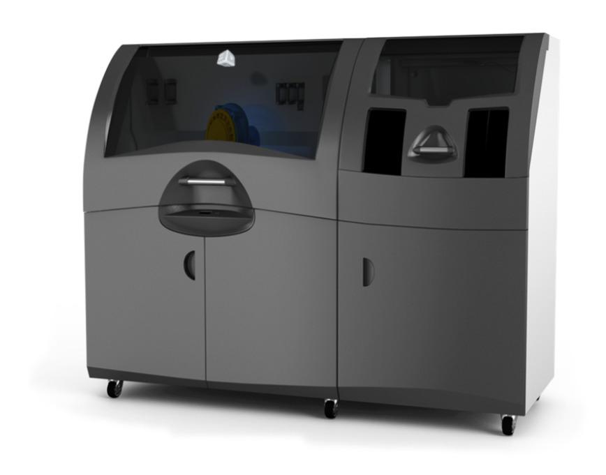 Logo Die CJP ProJet-ZPrinter 3D Farbdrucker