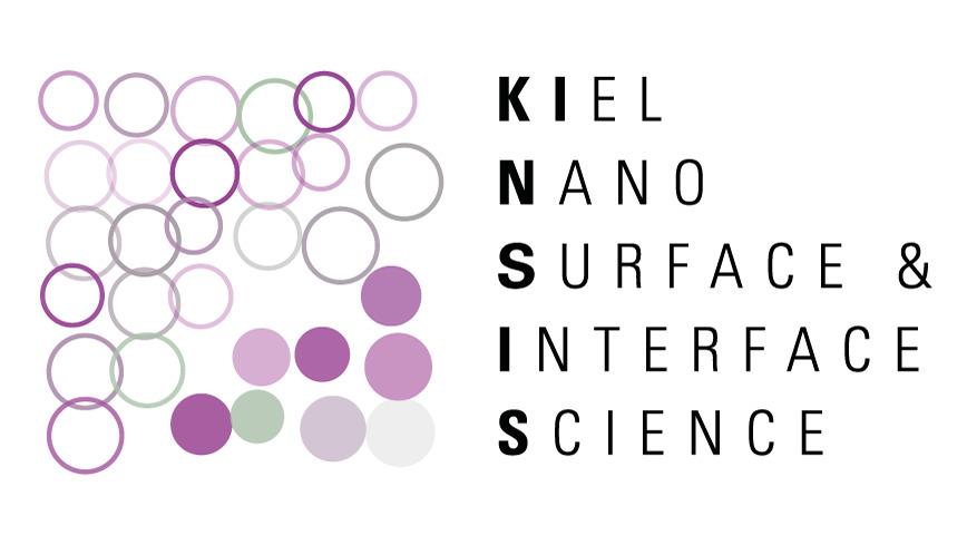 Logo Kiel Nano, Surface & Interface Science
