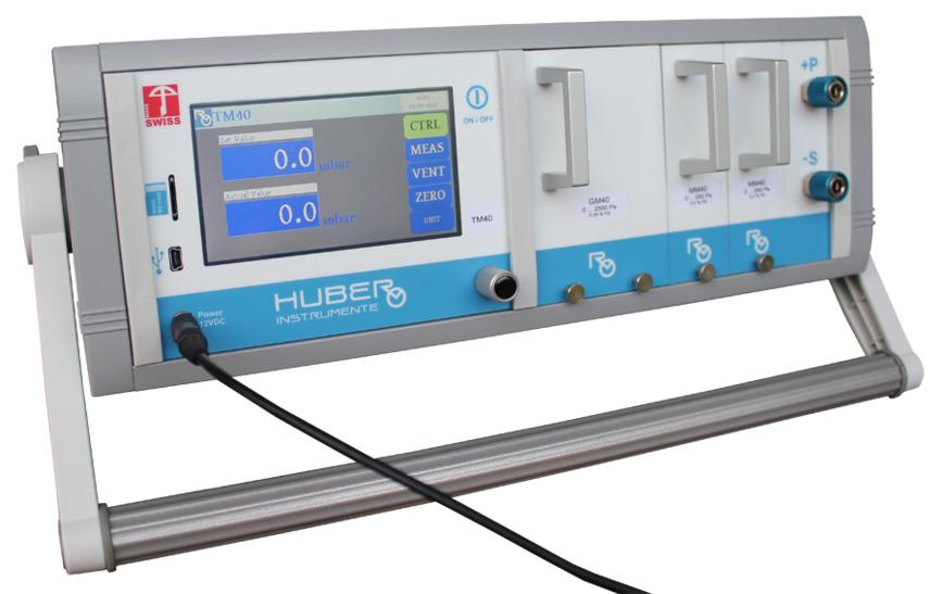Logo Pressure Calibrators