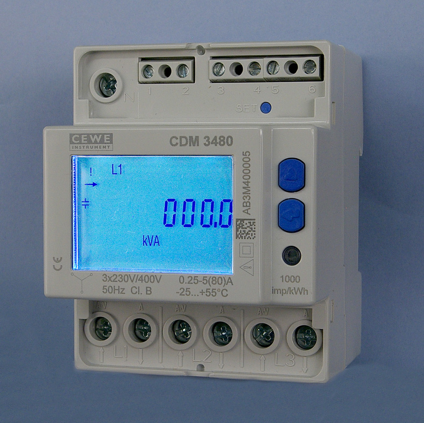 Logo CDM Energy Counter