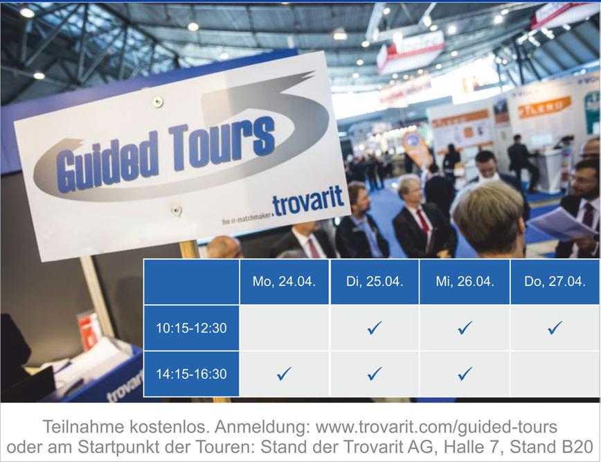Logo MES Guided Tours (Messerundgänge)