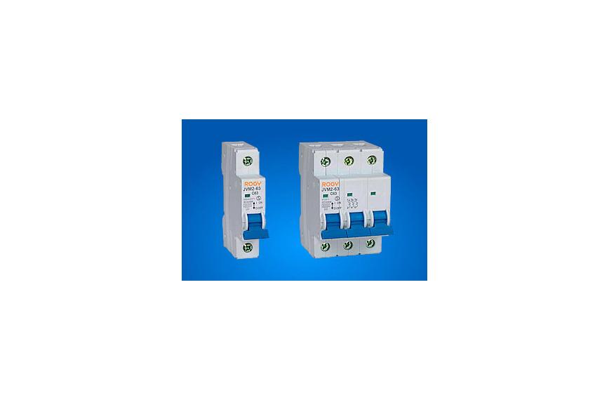 Logo JVM2-63 Miniature Circuit Breaker
