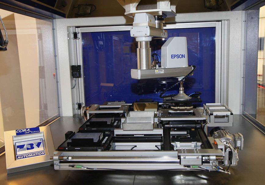 Logo ZBV-Waferhandling: Automatisierungslösungen für die Photovoltaik