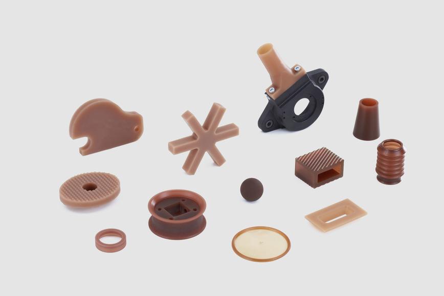 Logo Gießteile und Formteile aus Polyurethan