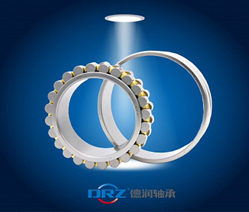 Logo Double row cylindrical roller bearings
