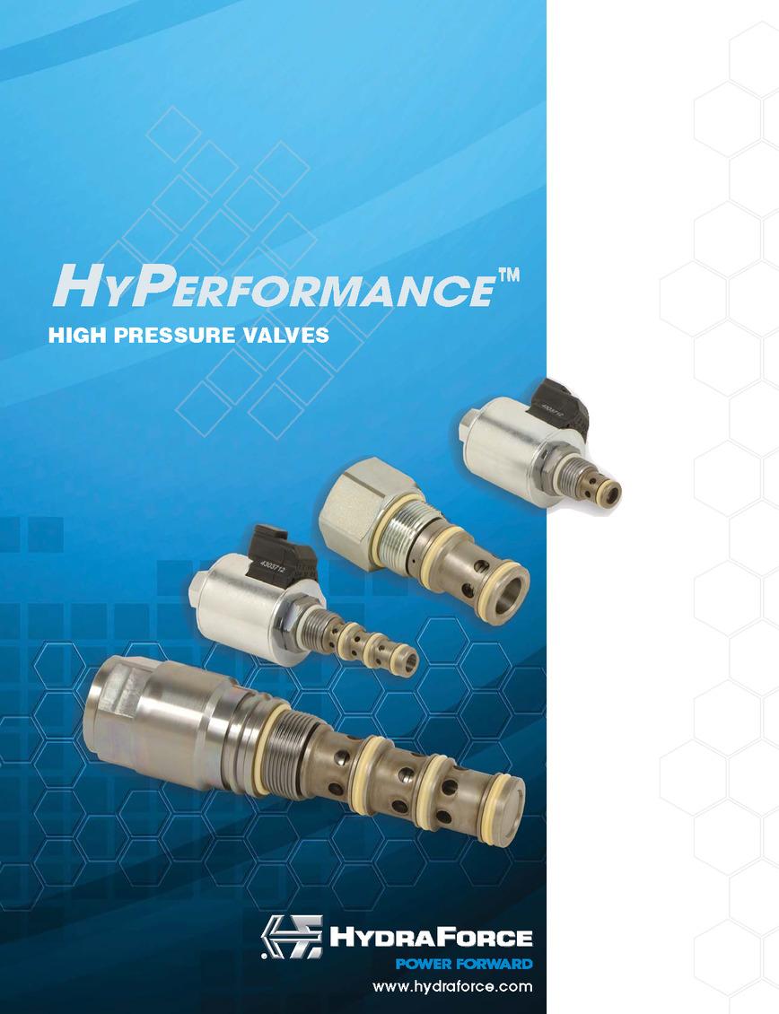Logo HyPerformance Hochdruckeinschraubventil