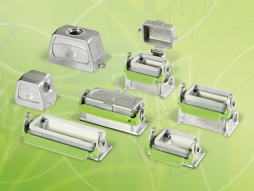 Logo revos BASIC M Industriesteckverbinder