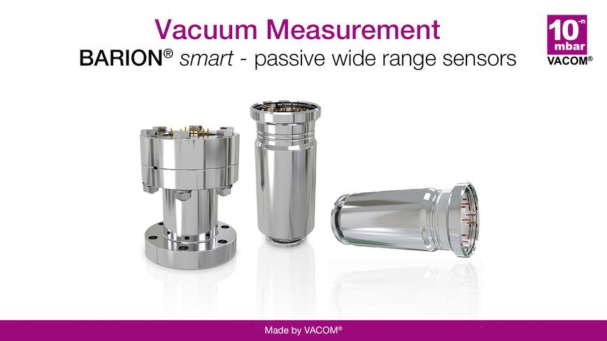 Logo VACOM Vakuummesstechnik