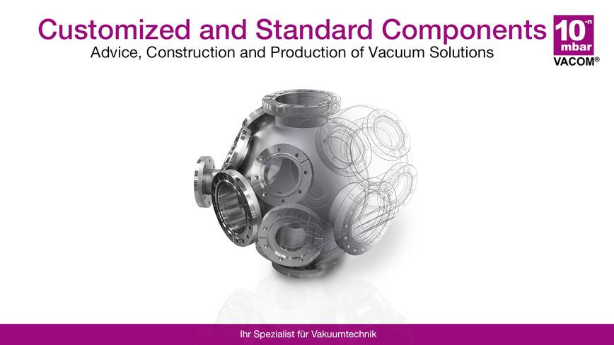 Logo Sonder- & Standardkomponenten für Vakuum