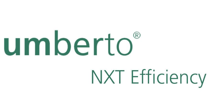 Logo Umberto NXT Efficiency