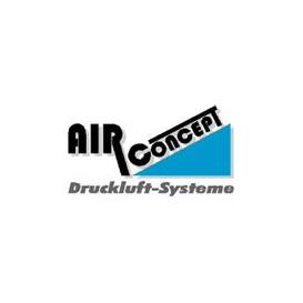 Logo AIR CONCEPT Druckluftsysteme