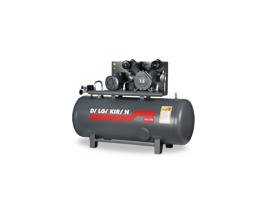 Logo DALGAKIRAN Single&Double Stage Reciprocating Air Compressors