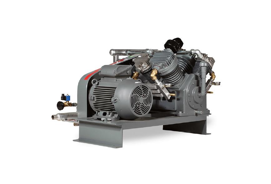 Logo DALGAKIRAN DKK Series High Pressure Reciprocating Air Compressors