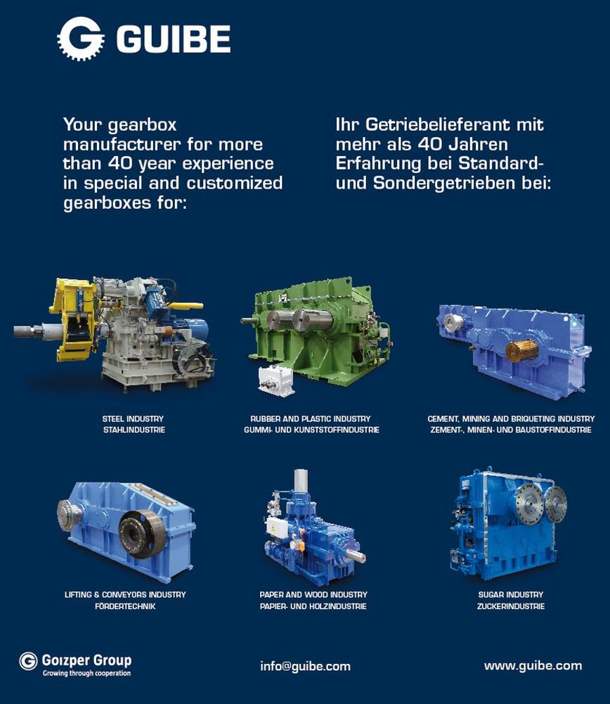 Logo Gear Units & Gears