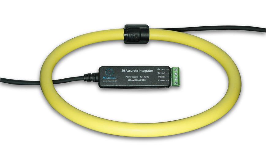 Logo 333mV rms output current sensor ME333
