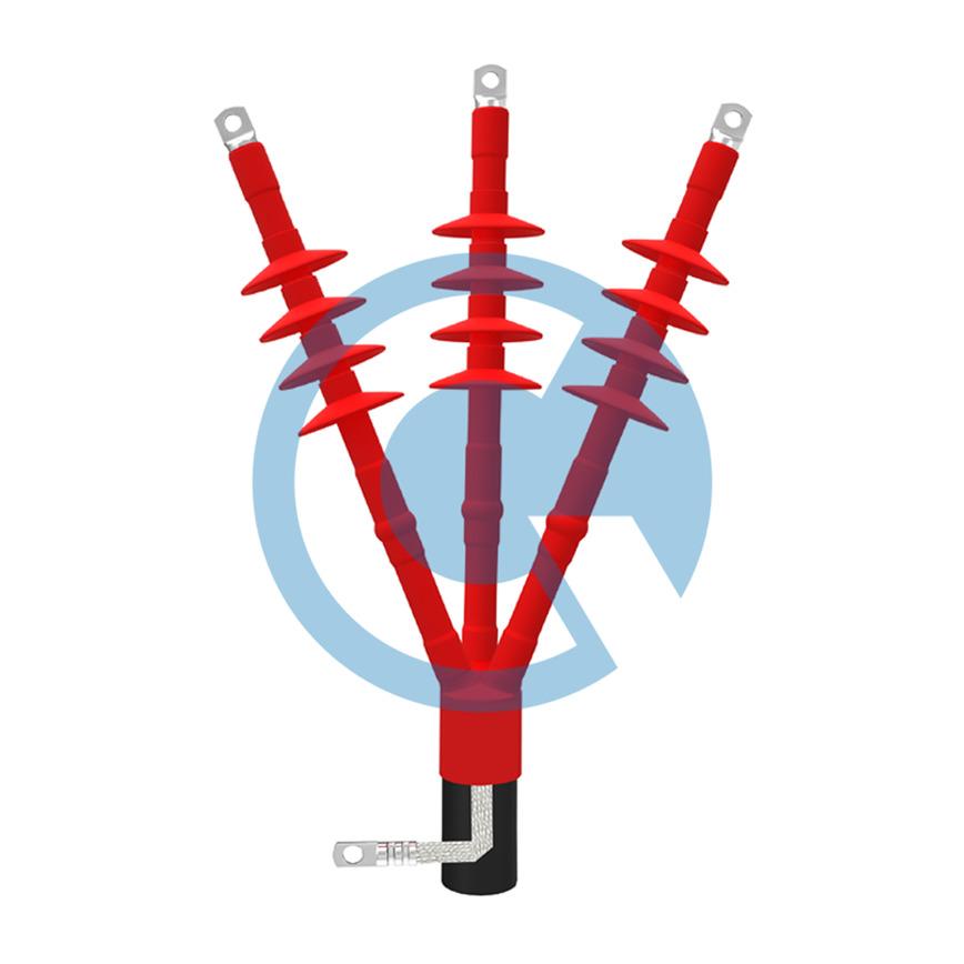 Logo Wärmeschrumpfende Kabelverbindungslösung