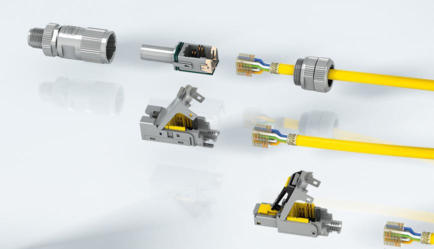 Logo Flexible Ethernet-Netzwerke mit preLink®