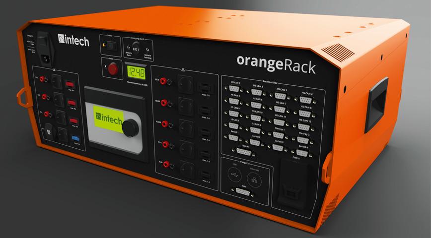 Logo orangeRack