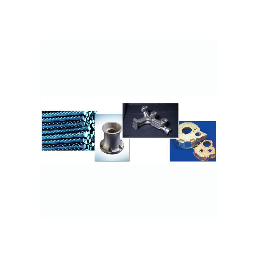 Logo Iron, steel and non-ferrous castings