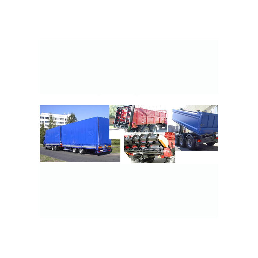 Logo Trailers and semitrailers, agricultural machinery