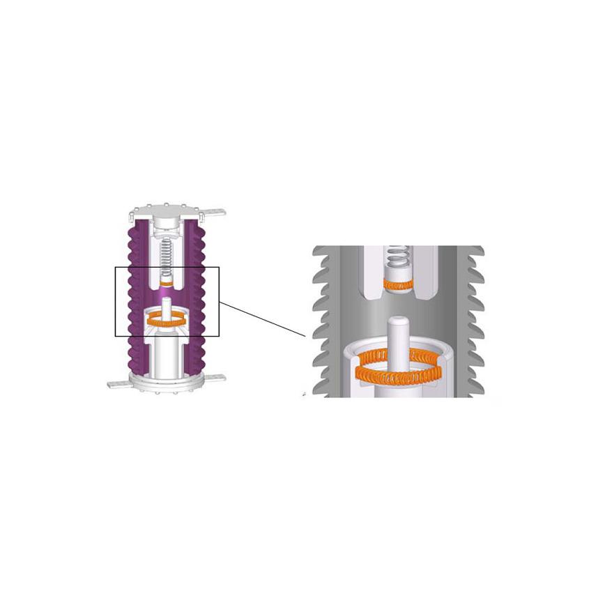 Logo BalContact™ Federn für Hochspannungs-Schaltanlagen