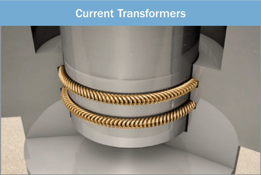 Logo Current transformers