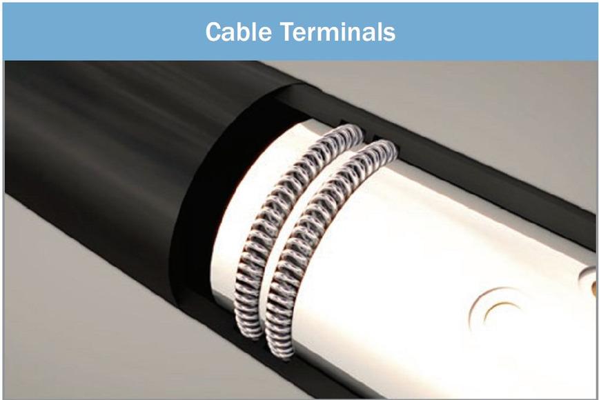 Logo Cable terminals