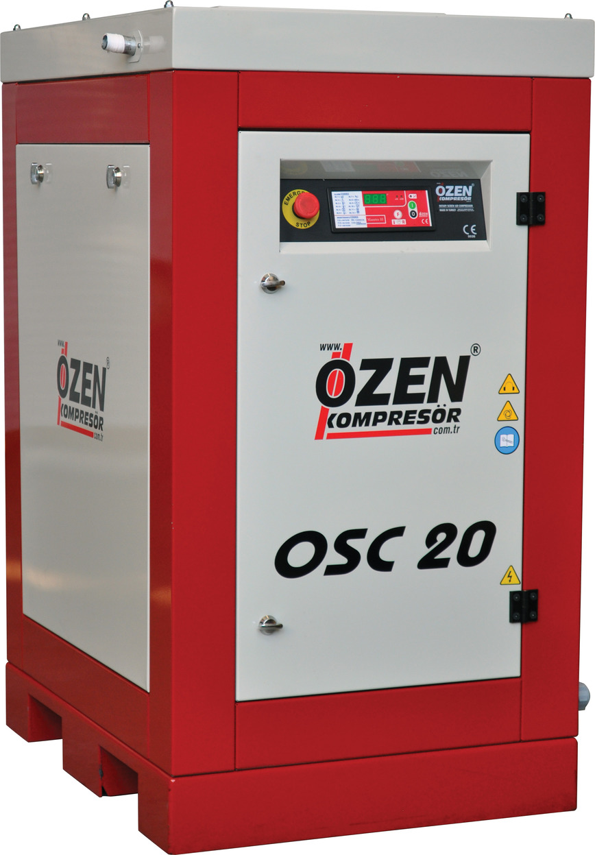 Logo OSC Series Screw Air Compressors