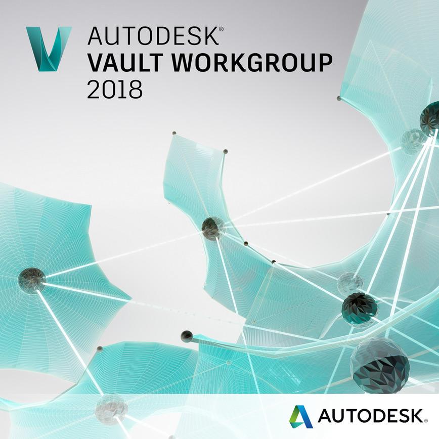Logo Autodesk Vault