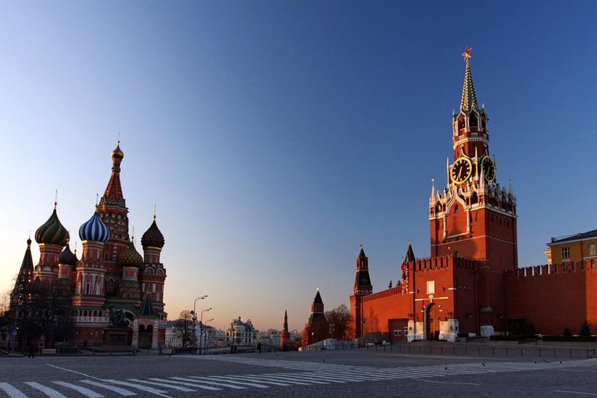 Logo Büros in Moskau und St. Petersburg