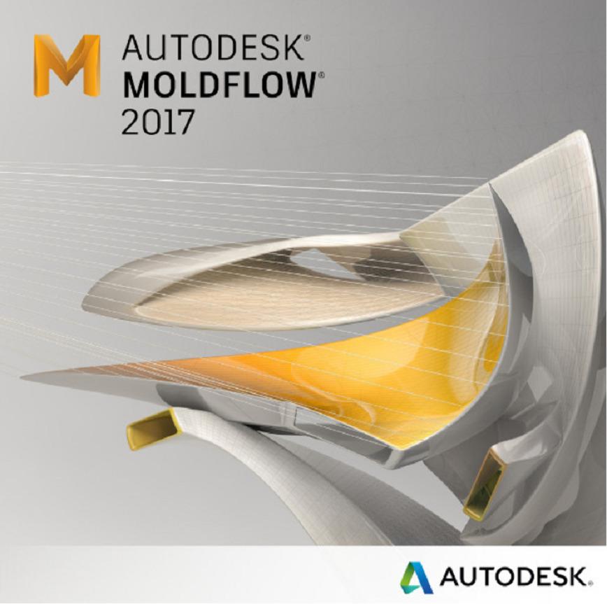 Logo Autodesk® Simulation Moldflow®