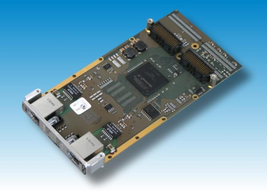 Logo ECS-XMC/FPGA