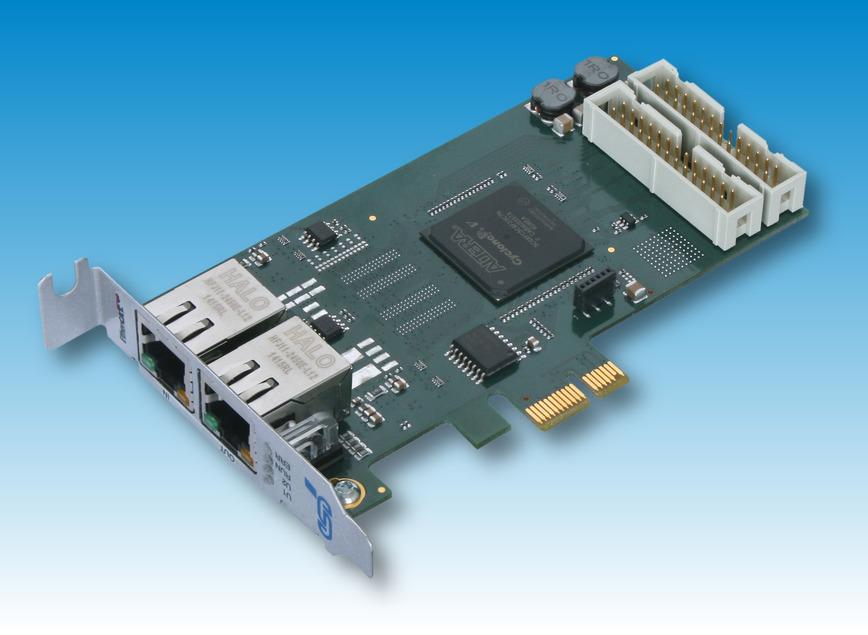 Logo ECS-PCIe/FPGA