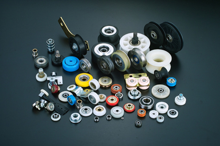 Logo Ball bearings, Special bearings