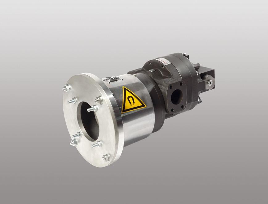Logo External gear dosing pump ZPD