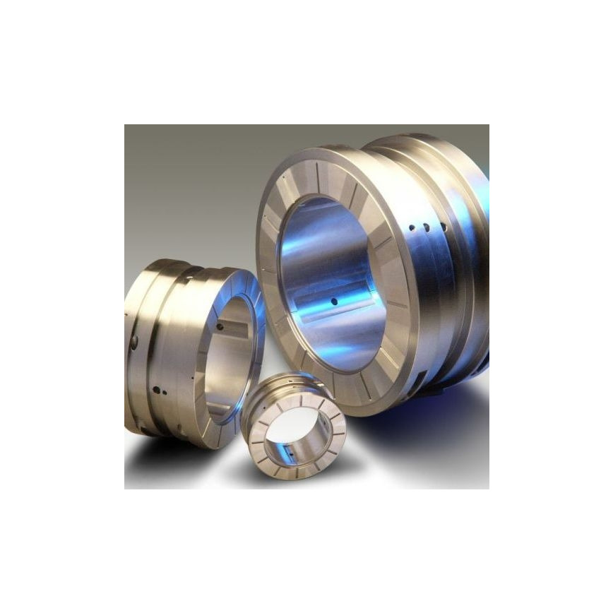 Logo Bearing shells for shaft gears, turbo gears and electric machines
