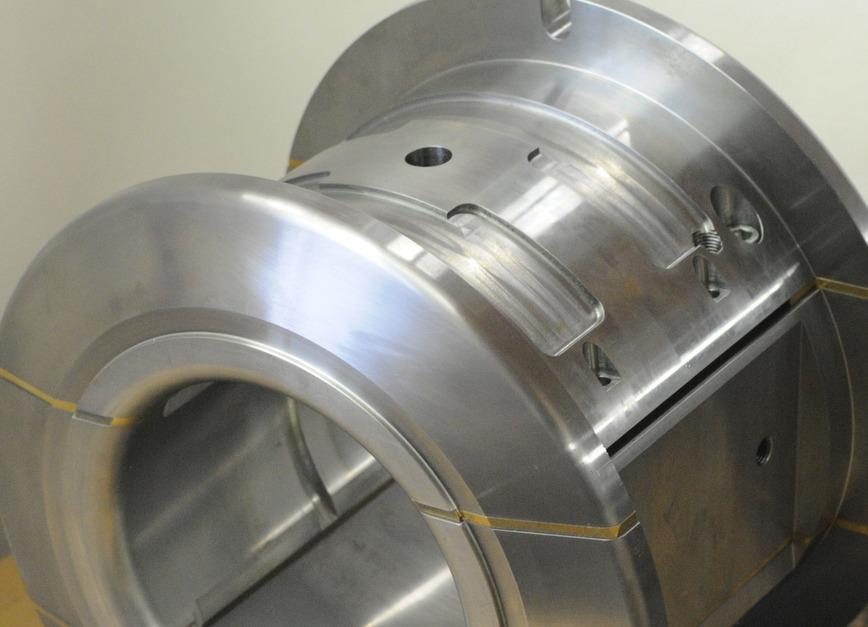 Logo maintance and repair of plain bearings