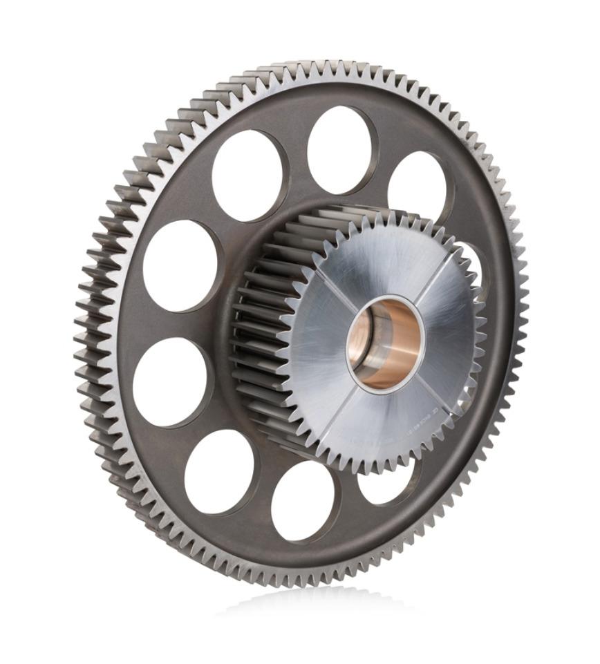 Logo Spur gears, bevel gears