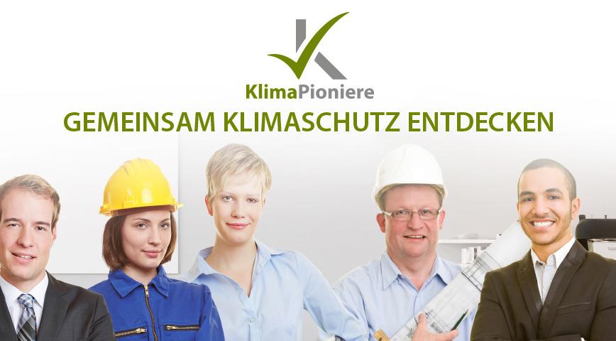 Logo KlimaPioniere