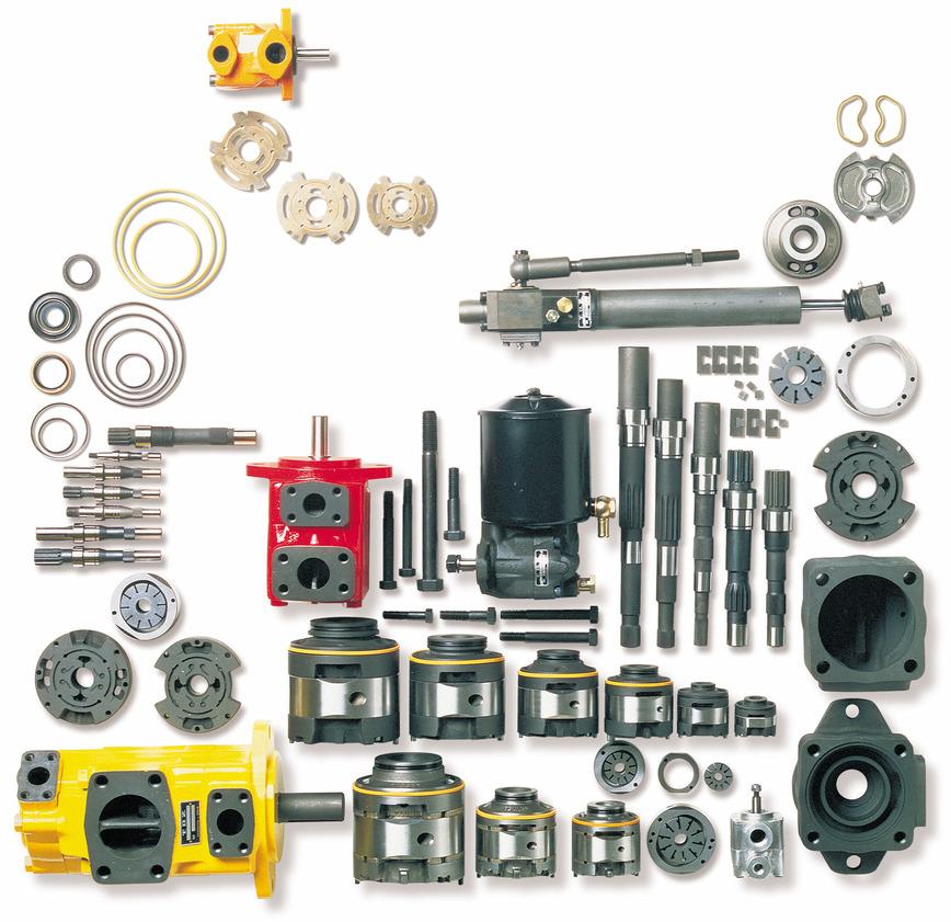 Logo Spare parts for vane pumps