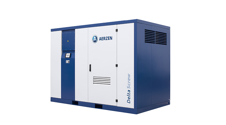 Logo Screw compressor units with direct drive