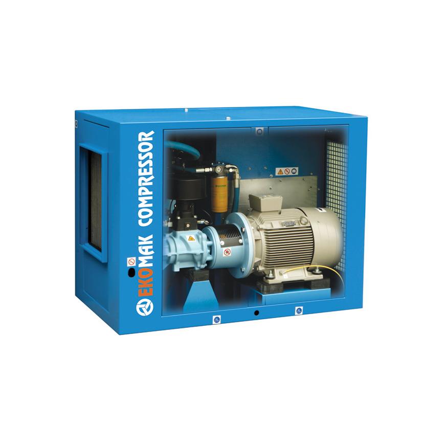 Logo Energiesparende VST frequenzgeregelte Schraubenkompressoren, Energiesp