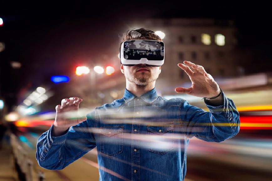 Logo Virtual Reality